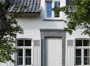 Chaulage de façades
